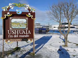 Placa Ushuaia